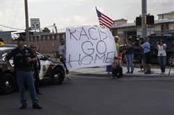 川普探望槍擊受害者 遭批「拿出辦法」