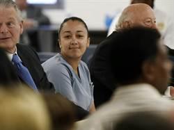 眾星聲援 殺嫖客判無期美國女子獲釋