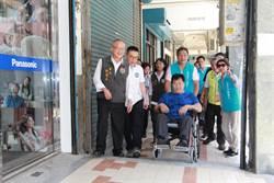 苗市5公里騎樓平整完工 下一步擬於竹南博愛街執行