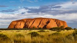 地球肚脐长怎样?竟是颗5亿年巨石