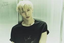 VIXX主唱LEO月底來台 錄中文道感謝