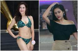 20歲港姐熱門佳麗脫了 波霸身材震驚全場!