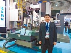遠東機械臥式搪銑床 研發領先