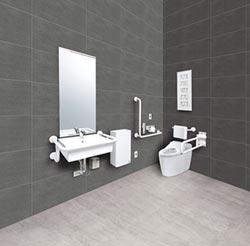 TOTO無障礙廁所新提案