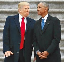 左打谷歌右批歐巴馬 川普氣噗噗
