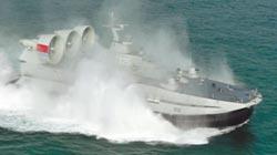 陸台海演習 裝備水準大躍進