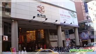西門町KTV大樓磁磚狂掉 外籍旅客險被砸