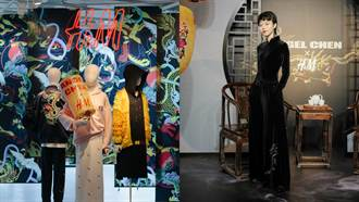 H&M首度推出大中華區設計師聯名系列!以當代風格展現功夫奧秘