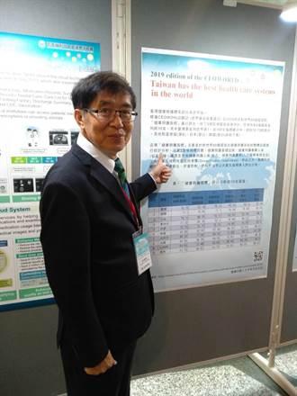 台灣驕傲! 我健康照護體系被評世界第一