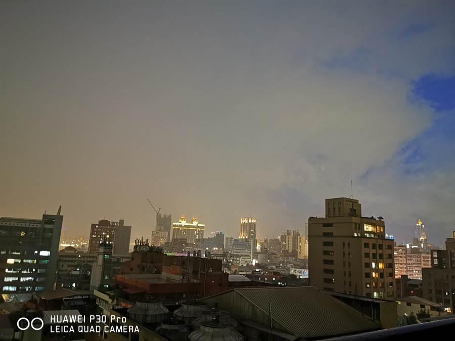 強震北市5意外,萬華687戶已復電(吳家詮攝)