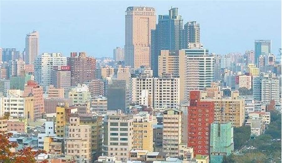 圖為台北。(資料照)