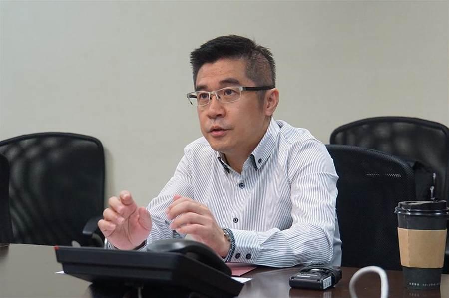 (天蔥國際董事長盧俊賢表示,天蔥旗下所有賠錢的店預計在9月都將整頓完畢。圖/姚舜)