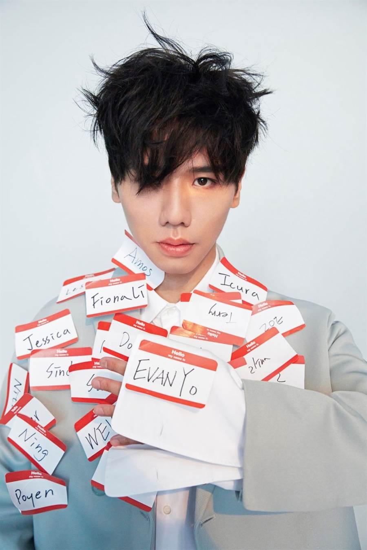 蔡旻佑進化「怪乖牌唱作全才」,即將推出第6張專輯《變心記》。(何樂音樂提供)