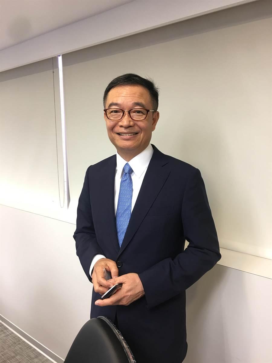 產險公會今改選理監事,由泰安產險董事長李松季接任新理事長。(洪凱音攝影)