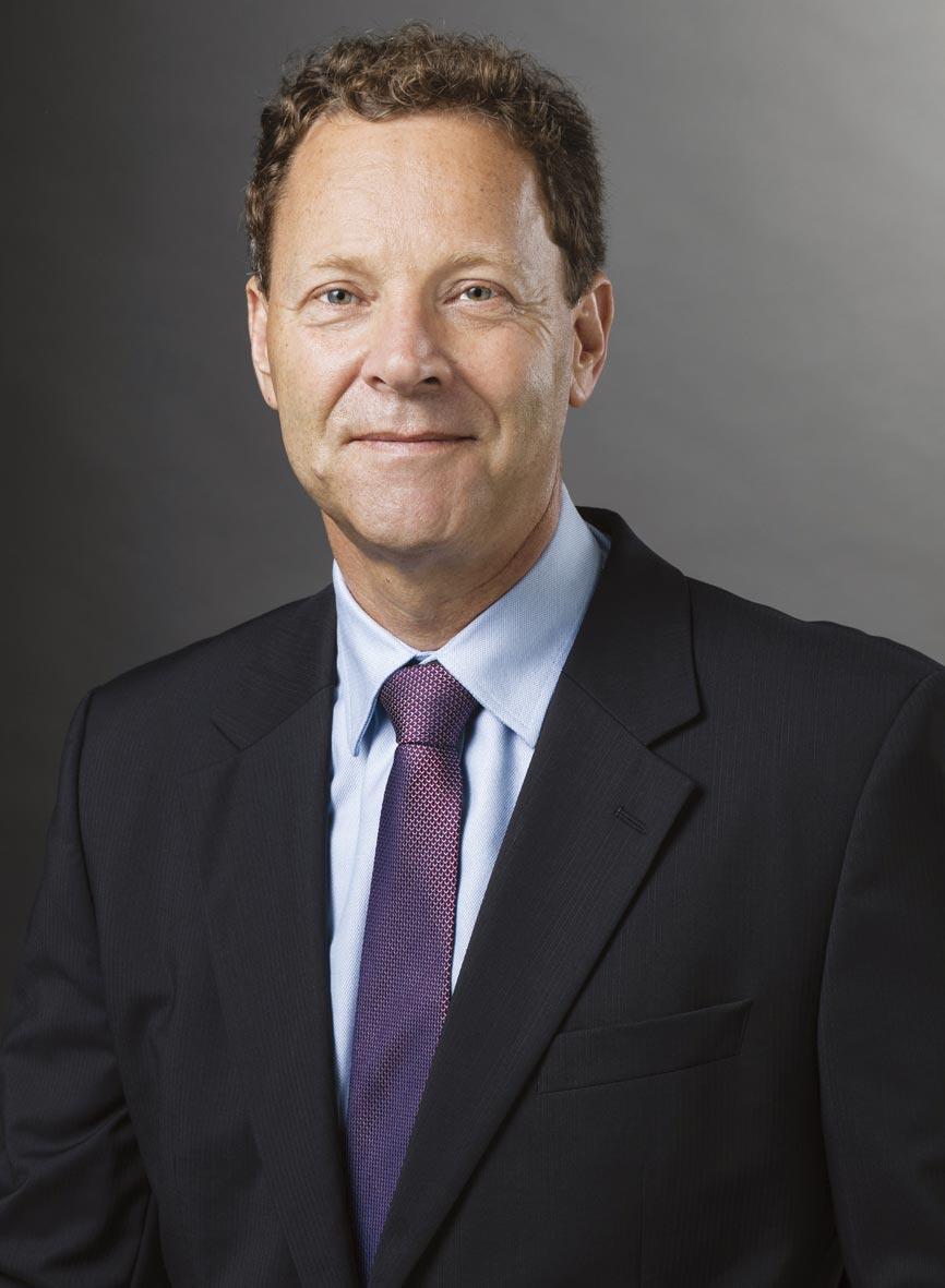亞獅康新任董事長Andrew Howden。圖/業者提供