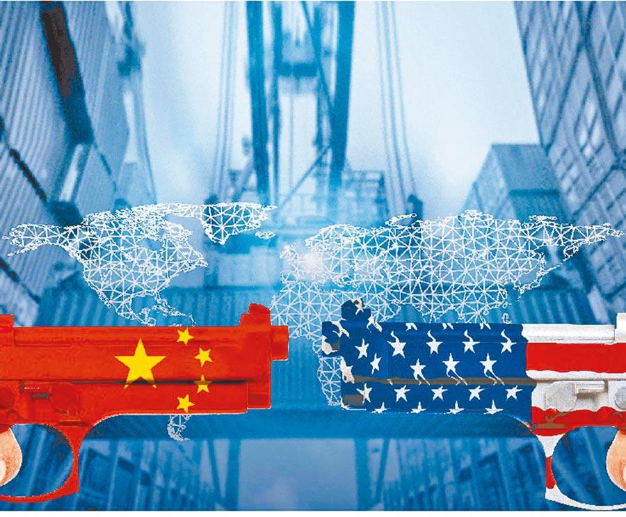 白宮顧問庫德洛稱川普總統仍希望同中國達成貿易協議。(設計畫面)