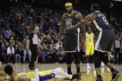 NBA》有夠衰!考辛斯前十字韌帶撕裂