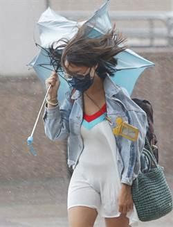 強颱不強!網樂撿颱風假 氣象局回應了