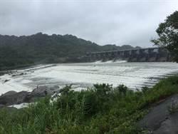 大甲溪原水濁度微幅升高 暫不影響大台中供水