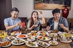 台南大員皇冠假日酒店周年慶  Buffet餐券買10送3殺很大