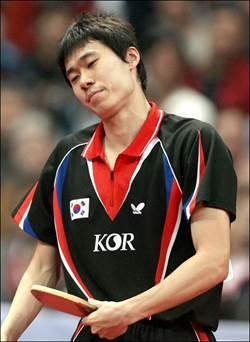 韓國桌球名將遭判刑 卻在仁川亞運奪銀