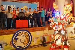 中市花燈製作研習 副市長楊瓊櫻為學員加油