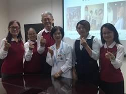 當志工讓父親豎起大拇指 奇美志工隊用愛關懷生命