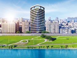 久泰逸品 P&T打造永和水岸崗石建築