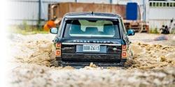Land Rover 在都市體驗越野快感