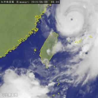 利奇馬西折!2關鍵影響北台風雨強弱