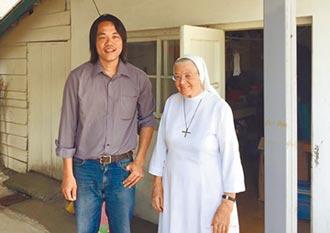 台灣好米 快遞教宗當午餐