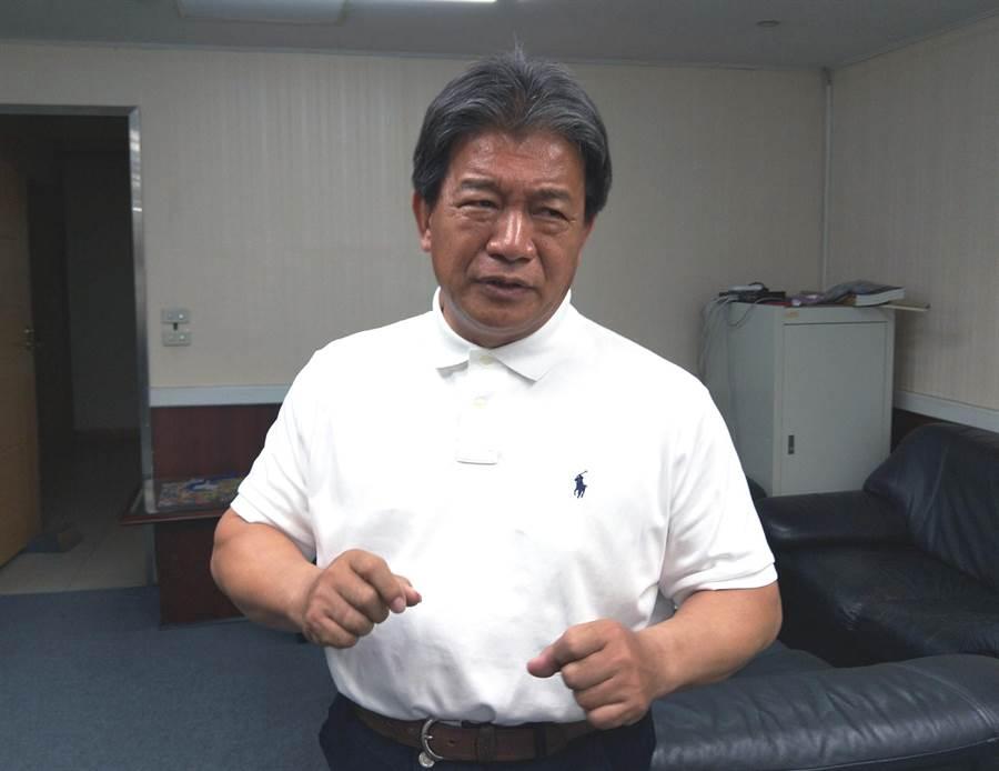 台南市議長郭信良。(資料照,洪榮志攝)