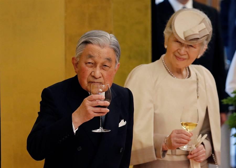 日上皇后美智子患乳癌。圖為資料照。(圖/TPG、達志影像)