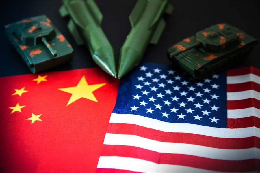 過去10年來美軍舉行10多場模擬台海軍事對抗推演,結果顯示美方全部落敗。(圖/Shutterstock)