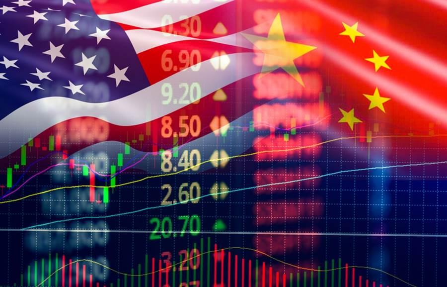 美中貿易談判出現曙光,美國道瓊指數於盤中大漲460點。(圖/達志影像/shutterstock)