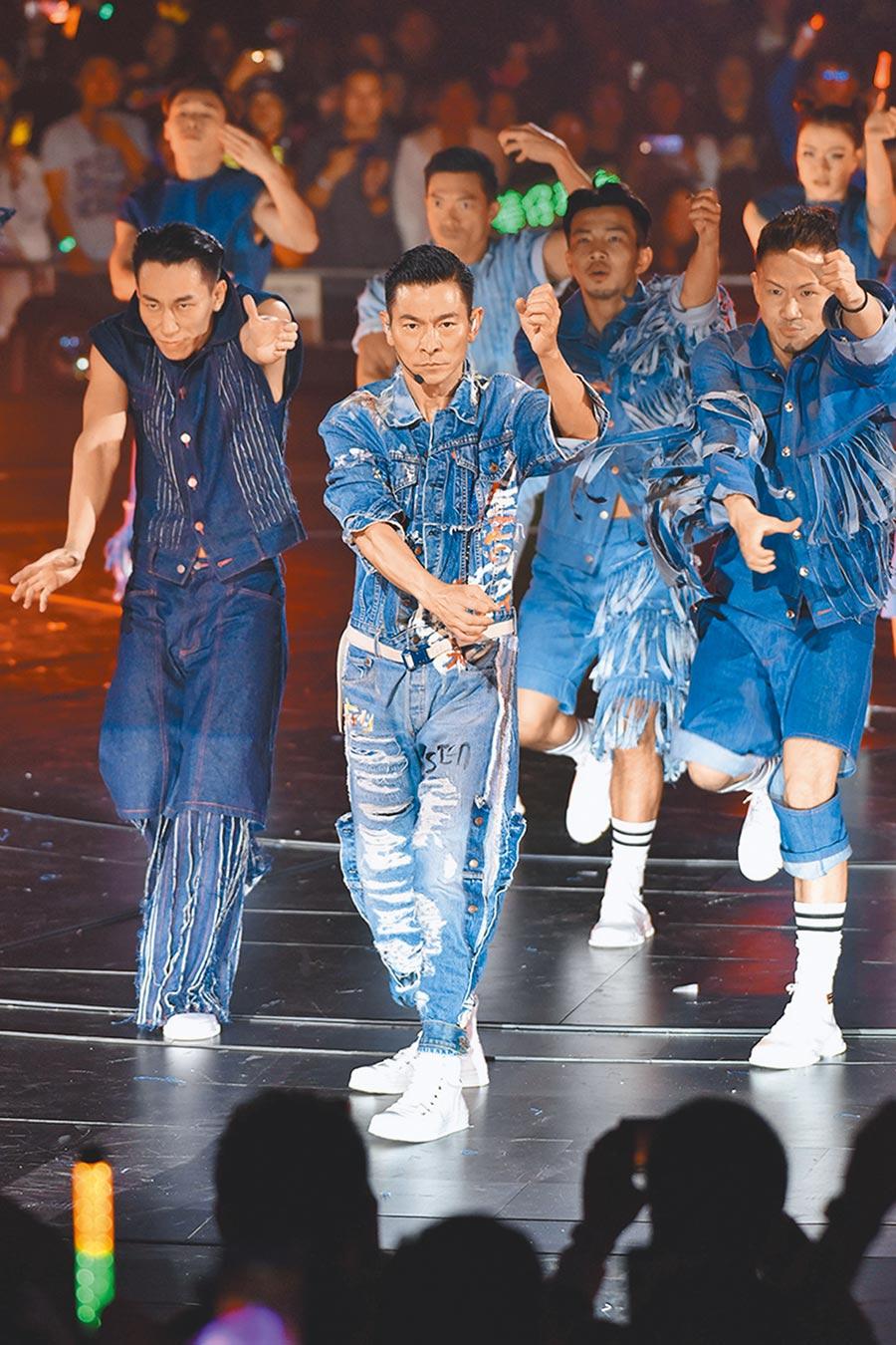 劉德華將在2020年5月再度登上於台北小巨蛋開唱。