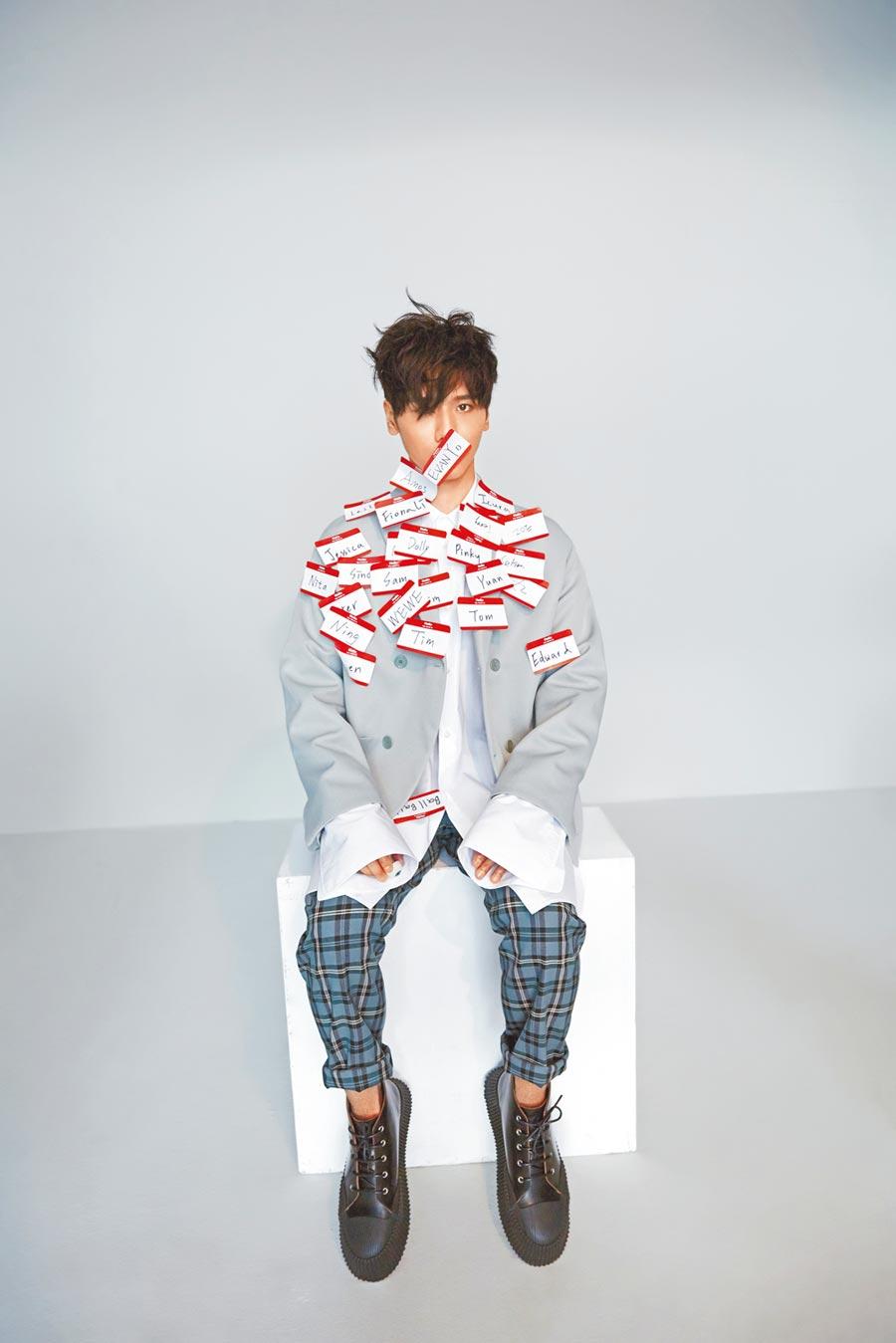 蔡旻佑加盟新東家何樂音樂,將推出全新專輯《變心記》。