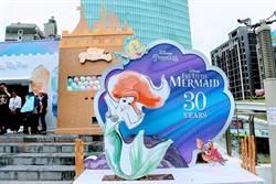 迪士尼公主快閃店到台中!小美人魚、睡美人比美耍浪漫