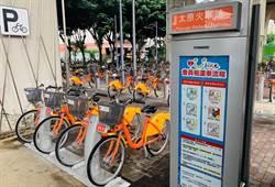 中市串連大眾運輸  iBike「太原火車站」啟用