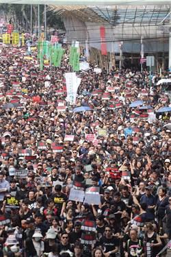 香港周末4場遊行全被警方反對 料仍有民眾參與