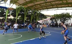 打場最狂籃球賽 青春盃3對3鬥牛籃球1111名學子拚了