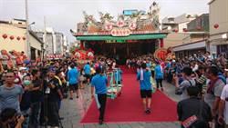 睽違14年 台灣最早什家將10日重現宴王儀式