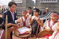 日高知縣夜來節 新竹小學生原住民舞蹈大出鋒頭