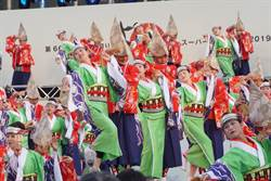 日高知縣要將「夜來節」推向東京奧運舞台