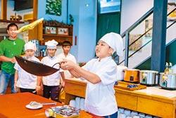 食農教育 學童甩鍋做好料