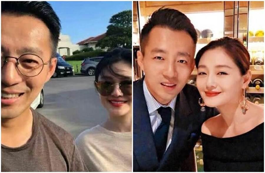 大S和汪小菲結婚8年恩愛如昔。(圖/微博)