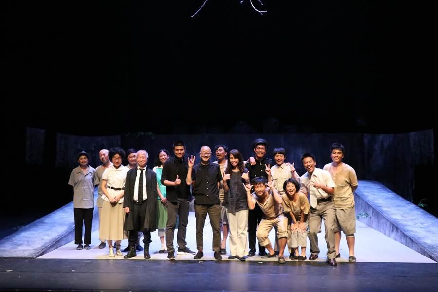 台中國家歌劇院推出阮劇團的《嫁妝一牛車》。(台中國家歌劇院提供)