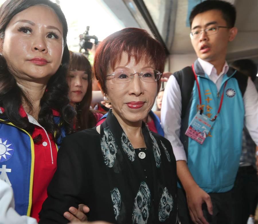 洪秀柱準備參選台南市立委。(圖/資料照片)