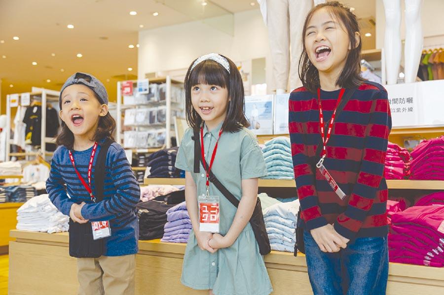 台灣少子化嚴重,涵蓋母嬰用品與童裝市場高達300億元,在國外品牌積極搶市下,本土品牌規模相對被稀釋。圖/UNIQLO提供