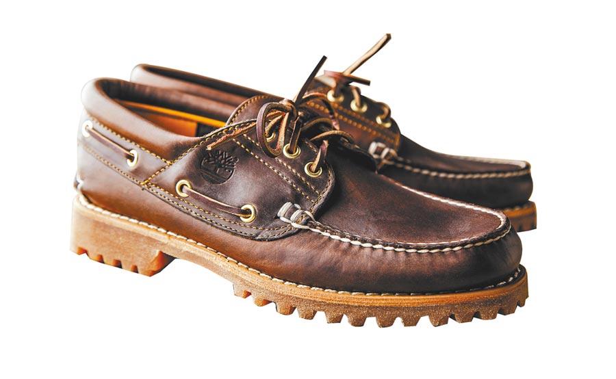 美式雅痞迷最熱愛的帆船鞋,也通稱「雷根鞋」。(Timberland提供)